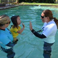Are You Thinking of Becoming an Infant Swimming Resource Instructor?